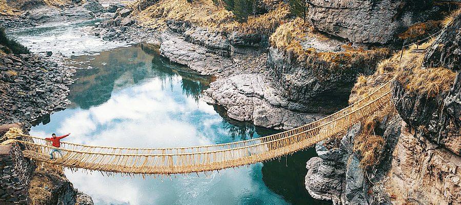 Q'eswachaka bridge